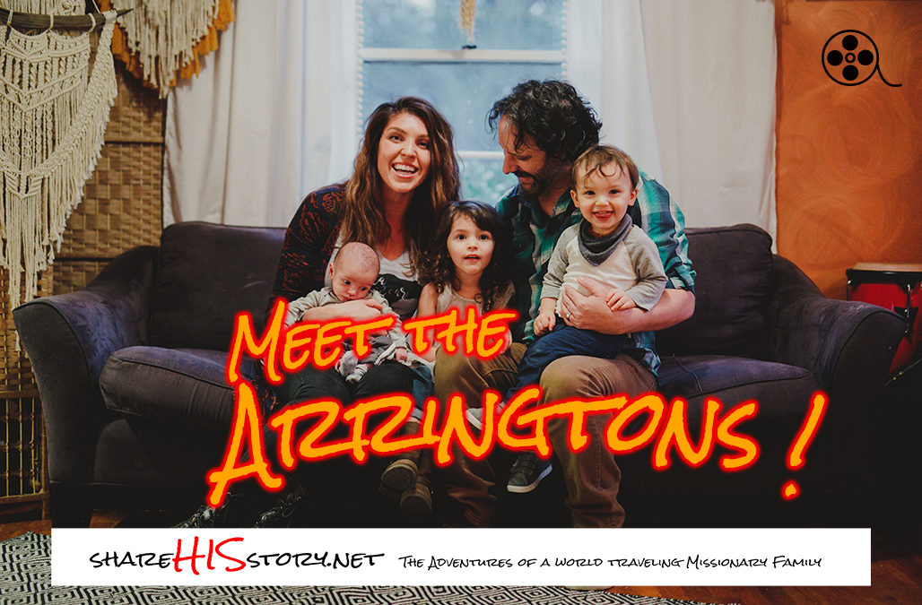 Meet the Arringtons!