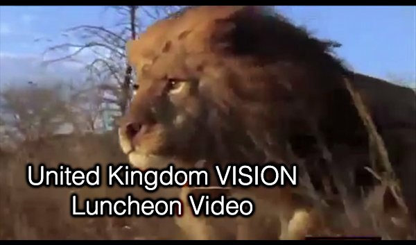 United Kingdom Vision Luncheon July 15th 2018