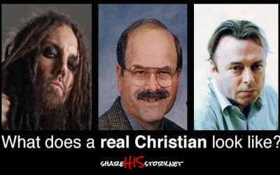 What does a real Christian look like?